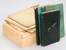 Ensemble de documents et manuscrits du danseur javanais Raden Mas Jodjana (1893-1972) et de son épouse Raden Ayou (1888-1981). . RADEN MAS JODJANA ; ...