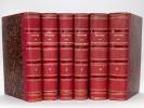 Histoire des Villes de France (6 Tomes - Complet) . GUILBERT, Aristide