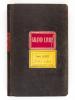 Grand Livre de caisse et Grand Livre Clients de Louis Loyet [ Propriétaire à Barsac (Gironde), Château de Camperos ] Années 1895- 1910. LOYET, Louis