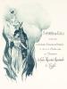 Soirée de Gala donnée à l'Académie Nationale de Musique le Mardi 6 Octobre 1896 en l'honneur de Leurs Majestés Impériales de Russie. Programme : Hymne ...