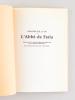 """Mémoire sur la vie de l'Abbé de Faria. Explication de la charmante légende du château d'If dans le roman """"Monte-Cristo"""" suivi de l'épisode Faria dans ..."""