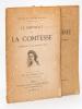 Théâtre de Madame Rattazzi. Le Portrait de la Comtesse. Comédie en un acte et en vers [ On joint : ] Aux Pieds d'une Femme. Marivaudages en quelques ...
