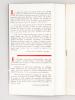 France Afrique Madagascar. Solidarité et Coopération. Ministère de la Coopération ; Direction de la Coopération Culturelle et Technique ; DE GAULLE, ...