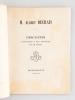 Albert Decrais. Discours prononcés à ses Obsèques et au Sénat. Mérignac - Bordeaux 2 mars 1915. Collectif