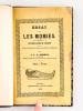 Essai sur les Momies. Histoire sacrée de l'Egypte expliquée d'après les peintures qui ornent les sarcophages.. PERROT, J. F. A.