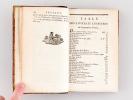 Les Fables égyptiennes et grecques dévoilées & réduites au même principe, avec une explication des Hiéroglyphes et de la Guerre de Troye (2 Tomes - ...