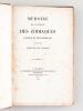 Mémoire sur l'Antiquité des Zodiaques d'Esneh et de Denderah. DRUMMOND, W.