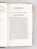 Abrégé de l'Origine de tous les Cultes [ Suivi de : ] Notice sur le Voyage de M. Lelorrain, en Egypte ; et Observations sur le Zodiaque circulaire de ...