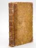 Histoire des Juifs écrite par Flavius Joseph Sous le Titre de Antiquites Judaiques [ Histoire des Iufs ecrite par Flavius Ioseph Sous le Titre de ...