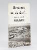 """Bordeaux vu du Ciel... grâce aux avions de Sud-Ouest. Découvrez Bordeaux et sa région à bord de l'un des avions """"Sud-Ouest"""". SUD-OUEST ; Collectif"""