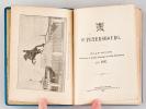 St-Pétersbourg. Plan-Guide utilisé par le Conseil Municipal de Saint-Pétersbourg en 1897. Conseil Municipal de Saint-Pétersbourg