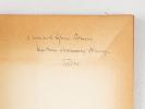 Réaumur et sa Société [ Edition originale - Livre dédicacé par l'auteur ]. TORLAIS, Docteur Jean