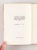 Prisons Japonaises. Récit vécu [ Edition originale - Livre dédicacé par l'auteur ]. GAULTIER, Marcel