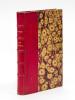 La Vie d'un Artiste. Art et Nature [ Edition originale - Livre dédicacé par l'auteur ]. BRETON, Jules