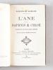 L'Ane - Daphnis & Chloé. LUCIUS ; LONGUS