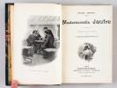 Mademoiselle Jaufre. Illustrations d'après les aquarelles de Laurent-Desrousseaux - Les Demi-Vierges. Illustrations d'après les aquarelles de H. Morin ...