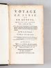 Voyage en Syrie et en Egypte, pendant les années 1783, 1784 & 1785 (2 Tomes - Complet) [ Edition originale ]. VOLNEY, M. C.-F.