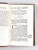 La Clef du Cabinet des Princes de l'Europe, Ou Recuëil Historique & Politique sur les matières du tems. Tome Premier. Juillet 1704 - Aoust 1704 - ...