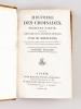 Histoire des Croisades (7 Tomes - Complet) [ Edition originale ] I : Première Partie contenant l'Histoire de a Première Croisade, avec une carte de ...