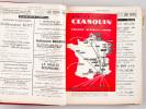 Afric-Orient. Annuaire du Commerce et de l'Industrie des Pays d'Afrique et du Proche-Orient. Professionnel - Téléphonique [ Année 1951 : Algérie - ...