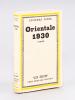 Orientale 1930 [ Edition originale ]. FAVRE, Lucienne