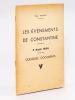 Les événements de Constantine. 5 août 1934. Quelques documents. [ Edition originale - Livre dédicacé par l'auteur ]. VALLET, Eugène