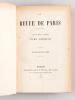 La Revue de Paris. Année 1896 - Troisième Année (6 Tomes - Complet)  [ Contient notamment : ] Lettres à l'Etrangère par Honoré de Balzac [ Suite, ...