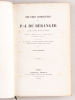Oeuvres complètes de P.-J. de Béranger  (2 Tomes - Complet) . BERANGER, P. J.