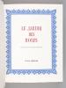 Le Jardin des Roses (2 Tomes - Complet). SAADI ; (BOUCHER, Lucy ; DEFREMERY, Charles)