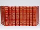 Les Mondes Antiques (9 Tomes - Complet) Tomes I et II : Histoire de l'Egypte ; Tome III : Histoire de l'Orient ; Tome IV : Les Hébreux. Le Peuple de ...