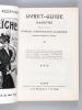 Alger et l'Algérie. Livret-Guide illustré publié par le Comité d'Hivernage Algérien (Syndicat d'initiative de l'Algérie). Collectif ; Comité ...
