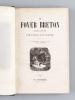 Le Foyer Breton, traditions populaires [ Edition originale ]. SOUVESTRE, Emile