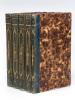Oeuvres complètes de J. de Béranger (4 Tomes et Supplément : 5 Tomes - Complet). BERANGER, Pierre Jean de