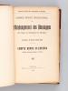 Premier Congrès International de l'Aménagement des Montagnes (IIIe Congrès de l'Aménagement des Montagnes) Bordeaux 19-20-21 Juillet 1907. ...