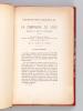 La Campagne de 1692 dans le Haut-Dauphiné. Lettres de Catinat , de Vauban. Relations des sièges. Mémoires du Capitaine Le Clair et de J.-D. de Rochas, ...
