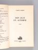 Don Juan en automne [ Livre dédicacé par l'auteur, avec deux billets autographes signés de l'auteur ]. CESBRON, Gilbert
