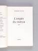 L'empire du taureau [ Livre dédicacé par l'auteur ]. PAYSAN, Catherine