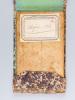 Carte des Etapes de la Province d'Alger, publiée par le Dépôt de la Guerre. 1861 Revue en 1865. ERHARD
