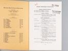 Bulletin de la Station Biologique d'Arcachon. Comptes-Rendus Administratifs (15 numéros)  Comptes-Rendus Administratifs pour les années 1966-67-68 ; ...
