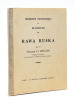Mémoire historique et plaidoyer sur Rawa Ruska. LIEVAIN, Docteur O.