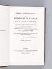Abrégé Chronologique de l'Histoire de France, par le Président Hénault, de l'Académie Française ; depuis Clovis jusqu'à la mort de Louis XVI (3 ...