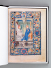 Belles Heures of Jean de France, Duc de Berry [ Facsimile of the Belles Heures of Jean de France by the Limbourg Brothers, 1409 ] [ Fac Simile du ...