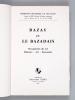 Bazas et le Bazadais. Occupation du sol. Histoire - Art - Economie. Actes du XIIIe Congrès d'études régionales tenu à Bazas les 7 et 8 mai 1960. ...