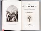 Les Saints Evangiles, suivis des Actes des Apôtres, des Epîtres et de l'Apocalypse. LEMAISTRE DE SACY ; [ LE MAISTRE DE SACI ]