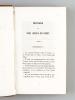 Histoire de N. S. Jésus-Christ (2 Tomes - Complet). STOLBERG, Frédéric-Léopold Comte de ; [ PARENT-DESBARRES, N. ]