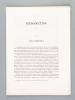 La Guienne Anglaise [ La Guienne Militaire ] Prospectus [ On joint : ] 9 couvertures de livraisons, Introduction, 31 feuillets de texte et 2 planches ...