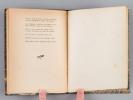 Les Champs et la Ville. Poème [ Edition originale - Livre dédicacé par l'auteur ]. PINGUET, Auguste