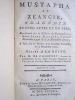 Mustapha et Zéangir, tragédie en cinq actes et en vers ; Représentée sur le Théâtre de Fontainebleau, devant Leurs Majestés, le premier novembre 1776 ...