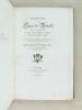 Cérémonies des Gages de Bataille selon les Constitutions du Bon Roi Philippe de France, représentées en Onze figures ; suivies d'Instructions sur la ...