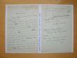 """Lettre autographe signée de Henriette Charasson : """"Le plus frappant de ma première conférence ? La Joie. En effet, c'était en janvier 1914, j'étais ..."""
